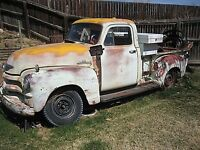 1955 Chevrolet Other Pickups 3100 ANTIQUE CLASSIC 1954 & 1/2 (TECHNICALLY 1955') CHEVROLET 3100 PICK UP TRUCK