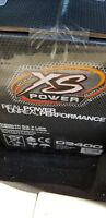 XS Power D3400R 12V Battery (BCI Group 34R AGM Max Amps 3,300A, CA: 1000 Ah: 65