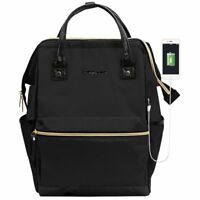 KROSER Laptop Backpack 15.6 Inch Stylish Computer Backpack School Backpack Ca...