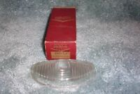 NOS Studebaker 1952 52 Glass Parking Light Lamp W/ Curved Lens Old Car 296175