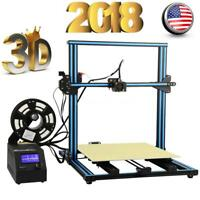 CR-10 S4 Desktop Aluminum Alloy 3D Printer DIY Large 1.75mm Resume Printing X9B9