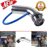75mm 3 Inch Cold Air Intake Inlet Pipe Hose Tube Universal System Kit BE