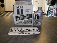 1 Quart Mobil 1 Synthetic LV ATF HP  Automatic Transmission Fluid GM 19369363