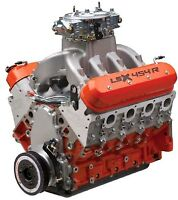 GM lsx 454r engine