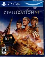 Civilization VI (Sony PlayStation 4) PS4 new sealed video game