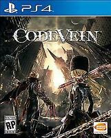 Code Vein (Sony PlayStation 4) PS4 new sealed video game