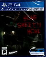 Home Sweet Home (Sony PlayStation 4) PS4 new sealed video game
