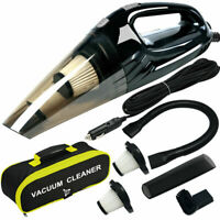 Car Vacuum Cleaner, High Power DC12-Volt Wet & Dry Powerful Suction Handheld