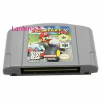 Mario Kart 64 Video Game US Version For Nintendo N64 Authentic TESTED WORKING