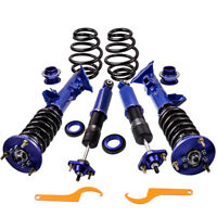 BR Coil Spring Sturts Coilovers Set for BMW 3 Series E36 M3 323 325 328 Struts