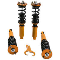 BR Coilovers Kits For 98-02 Honda Accord 1999-2003 Acura TL 01-03 CL Adj Height