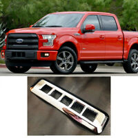 Fit 2015 2016 2017 Ford F-150 Chrome Keypad Cover