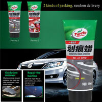 Car Trucks Depth Scratch Repair Wax Auto Maintenance Wax Paint Polish Care 100ml