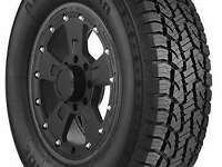 4 New 265/70R16 Trail Guide All Terrain Tires 265 70 16 2657016