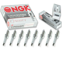 8 pcs NGK V-Power Plug Spark Plugs 94-98 Rolls Royce Silver Spur 6.7L V8 Kit eu
