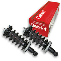 2 pc Gabriel Front Fully Loaded Strut for 2005-2015 Nissan Armada - nr