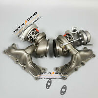 Billet Wheel 16T 6+6 Twin Turbos BMW E90 E92 E93 135i 335i Z4 3.0L N54 B30 650HP