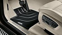 BMW All Weather Rubber Floor Mats X3, X4 - Front Mats only