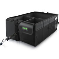 NEW Car Trunk Organizer, Black - Storage with Straps by Drive Auto Products™