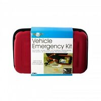 Vehicle Emergency Kit Car Truck Jeep 4x4 RZR UTV RV Boat Jumper Cables Safety