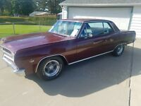 1965 Chevrolet Other  Chevelle Super Sport 350hp / 327 L-79 ,4-Speed