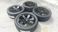Black Chevy Silverado Wheels Rims Tahoe 22