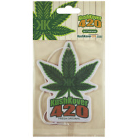 Kush Kover 420 Fresh Original scent auto car vehicle home air freshener