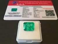 6.72 cts. NO RESERVE Transparent Colombian Emerald Estate Collection Lot MK 552