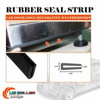 5Yd Rubber Seal Flexible EDPM For Car Auto Door Edge Embellish Defend Strip Trim