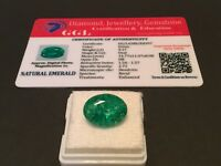 9.17 cts. NO RESERVE Transparent Colombian Emerald Estate Collection Lot 81