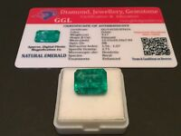 9.17 cts. NO RESERVE Transparent Colombian Emerald Estate Collection Lot 315