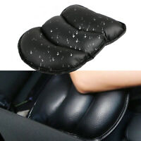 Auto Accessories Car Center Armrest Console Box Leather Soft Cushion Pad Cover