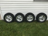 Wheels and Tires Package MGB 240Z Yokohama Tires with Revolution 14 x 6 Wheels