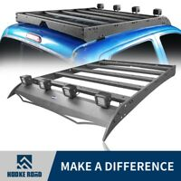 Hooke Road Roof Rack Top Cargo Luggage Carrier Fit Toyota Tacoma 05-19 4-Door