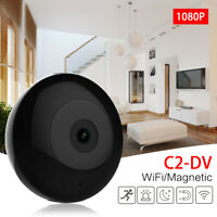 C2-DV Mini Spy Camera Wireless Wifi IP Home Security HD1080P DVR Night Vision WB