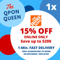 ONE Lowes $20 off $100 1Coupon (1X) IN-STORE ONLY - 1min Ship - NOT 10 30 50