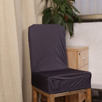 Chair Seat Cover Dining Room Bar Stool Seat Slipcover for Wedding Supplies