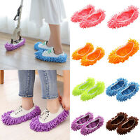 Mop Lazy Duster Sweep House Cleaner Sock Shoes Wipe Floor Slipper Cover Cleaning