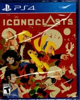 Iconoclasts (Sony PlayStation 4) PS4 new sealed video game