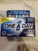 One A Day Men's Health Formula, Multivitamin/Multimineral Supplement,