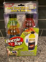 As Seen On TV - Bottle Tops Package of 10 Tops