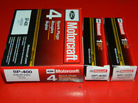 (6) FORD MOTORCRAFT SP-400 SPARK PLUGS FOR A8 EXPLORER MOUNTAINEER RANGER TAURUS