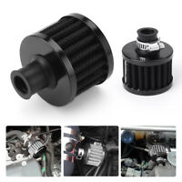 12mm Cold Air Intake Filter Turbo Vent Crankcase Car Breather Valve Cover CA.USA
