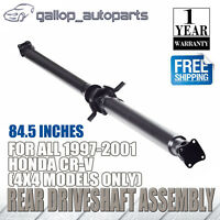 Complete Rear Drive Shaft Assembly Propeller For Honda CRV 4x4 97-01 40100S10A01