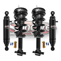 2007-2014 Cadillac Escalade Front Strut & Rear Air Shocks Autoride Conversion
