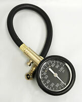 Truck Auto Vehicle Car Tyre Tire Air Pressure Gauge 10-100PSI Tester NEW