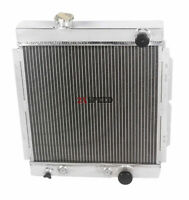 Fit 64 65 66 Ford Mustang Base V8 I6 MT 3 Core Performance RADIATOR+14