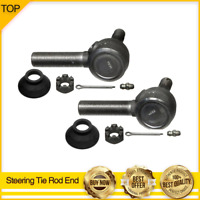 2PCS RIGHT LEFT Steering Tie Rod Ends For 1963-1964 STUDEBAKER 8E13 (RWD)