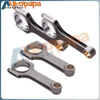 4x Connecting Rods for Triumph Spitfire 1500 Late 1300 Conrod Con Rod 146.05mm