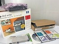 HP DVD 420vi DVD Writer for Desktops New Includes Creative Scrapbook Assistant